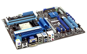 PC main board graphic